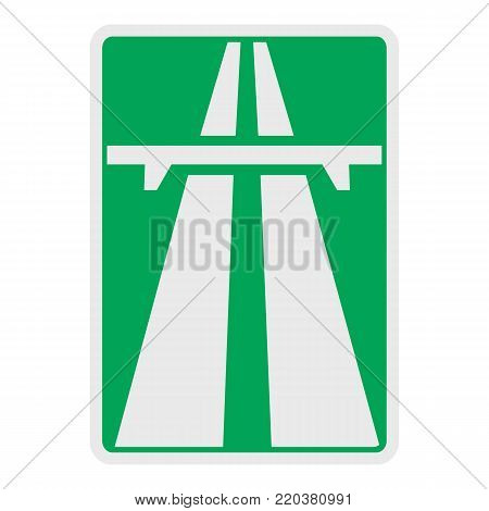 Double line icon. Flat illustration of double line vector icon for web.