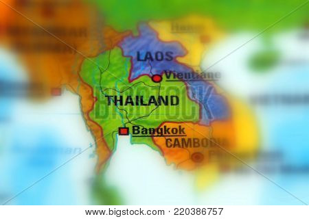 Thailand, officially the Kingdom of Thailand and formerly known as Siam.