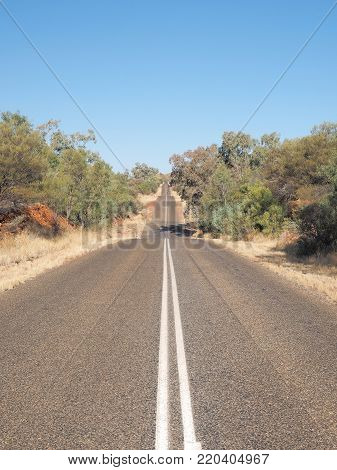 Endless Ross highway, Northern Territory, Australia  201t