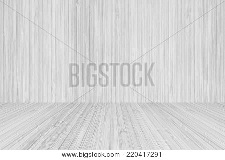 Wood Floor Perspective View On Image Photo Bigstock