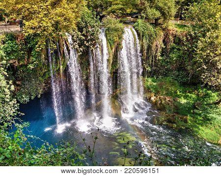 Duden Waterfalls - Antalya,turkey