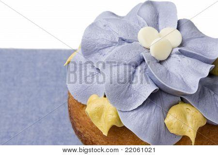 Fancy Gourmet Cupcake