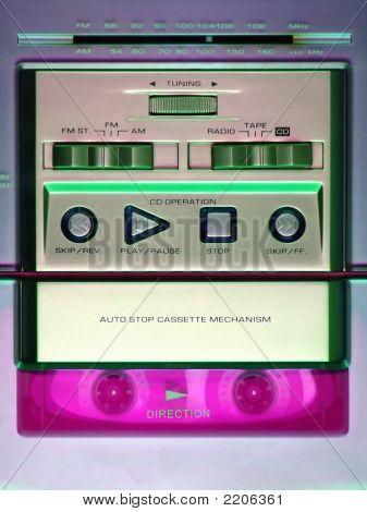 Hi-Fi Control Panel