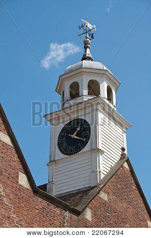 Clocktower - Parish Church Of King Charles The Martyr