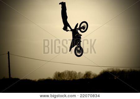 Motocross Stunt Rider