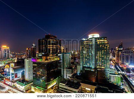 Bangkok, Thailand - December 31, 2017: