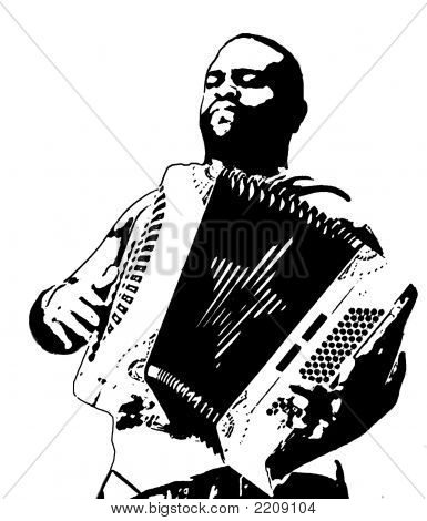 Accordion Player 2