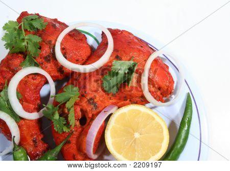 Tandoori Lunch Plate