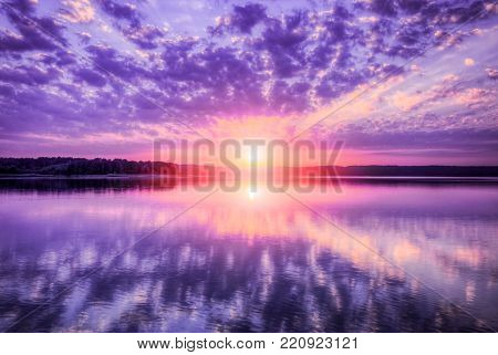 Colors of the year 2018 ultra violet pantone background.
