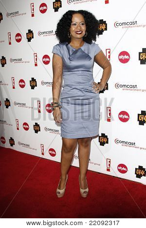 PASADENA - JAN 5: Tempestt Bledsoe (Clean House) at the Comcast Entertainment Group TCA Cocktail Reception held at the Langham Hotel, Pasadena, California on January 5, 2011