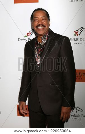 LOS ANGELES - JAN 5:  Obba Babatunde at the Unbridled Eve Derby Prelude Party Los Angeles at the Avalon on January 5, 2018 in Los Angeles, CA