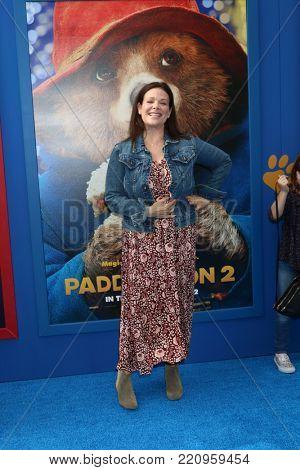 LOS ANGELES - JAN 6:  Meredith Salenger at the