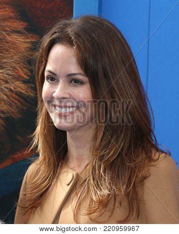 LOS ANGELES - JAN 6:  Brooke Burke Charvet at the