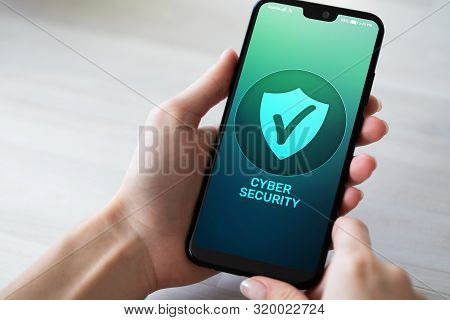 Mobile Phone Cyber Security Information Privacy And Data Protection Internet Technology And Business