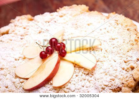 Top Of Apple Cake