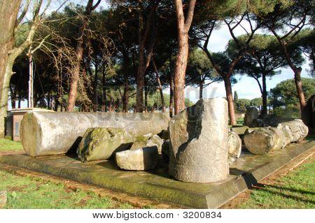 Ostia Columns