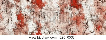 Marble Large File- Stone Seamless Texture. Abstrac Background- 3D Rendering