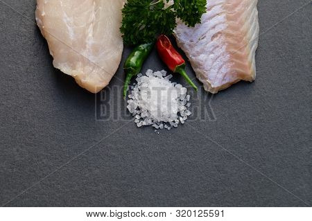 Healthy Seafood - Delicious Red Snapper Fish Filet