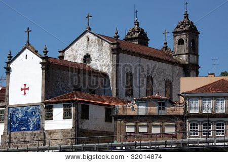 Church Of Corpo Santo De Massarelos