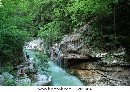 Guamskoye Canyon