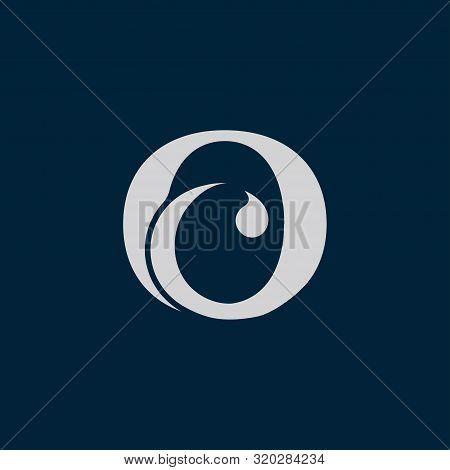 Letter O C Icon Logo Design Template.creative Initial C O Symbol