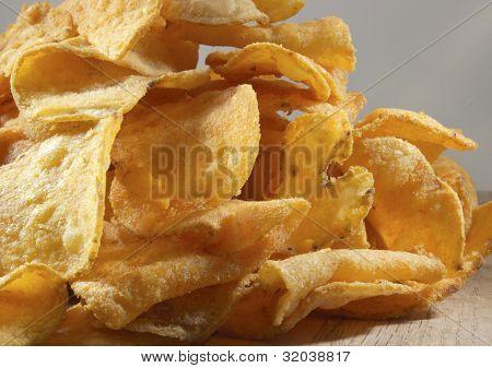 Potato Chip Pile