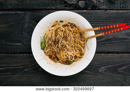 Dan Dan Chinese Noodles.
