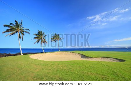 Campo de Golf de Hawaii