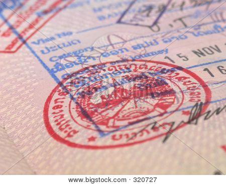 Pasport Visa