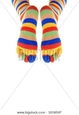 Two Legs Of The Clown
