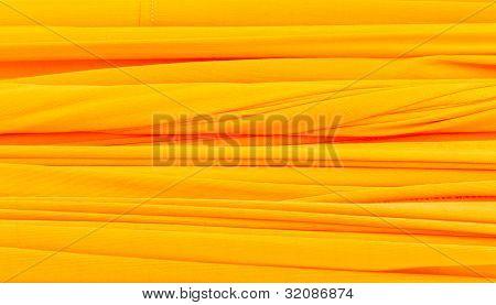 Strip Of Yellow Cloth