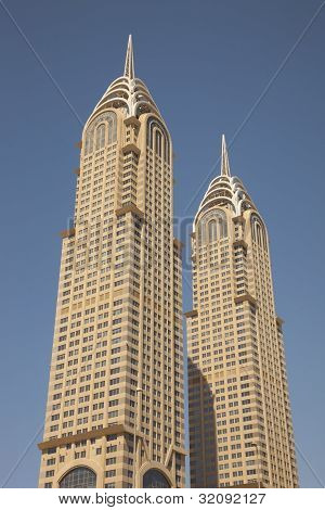 Chrysler Building In Dubai