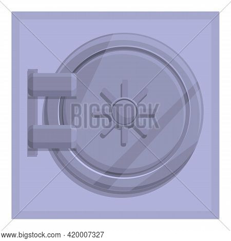 Deposit Room Furniture Icon. Cartoon Of Deposit Room Furniture Vector Icon For Web Design Isolated O