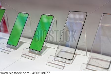 polyethylene laminating and rewinding kind of protective film for mobile phone