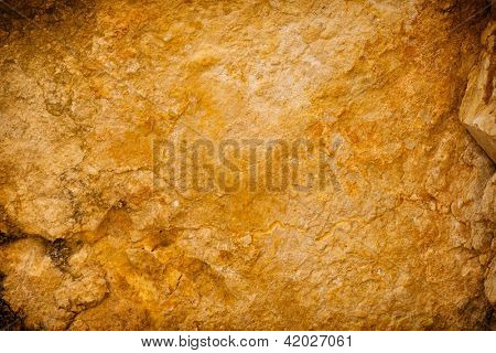 Texture of a stone wall for background