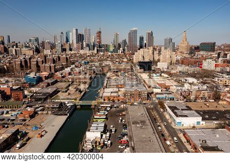 Gowanus Neighborhood - Brooklyn, New York