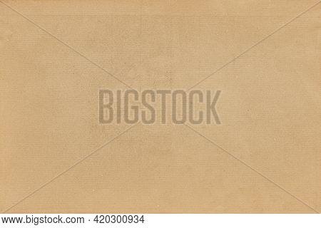 Blank brown paper textured background