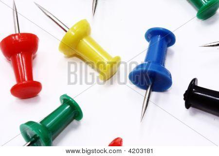 Thumb tacks