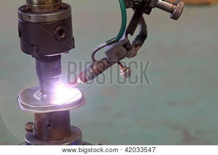 Argon Arc Welding, Inert Gas Shielded Arc Welding