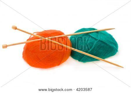 Thread For Knitting