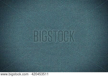 Vignetting Textile Texture Background For The Backdrop