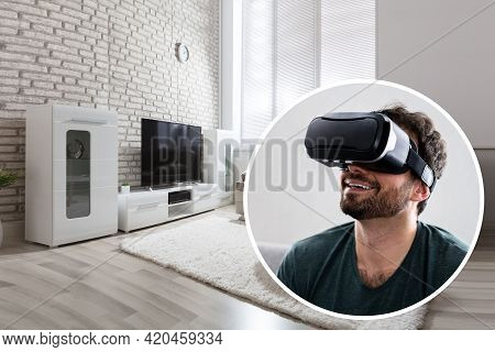 Virtual Guided Real Estate Broker House Tour Using Virtual Reality