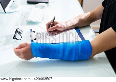 Worker Accident And Disability Compensation And Social Benefits