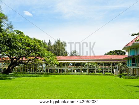 Mrigadayavan Palace, Thailand.