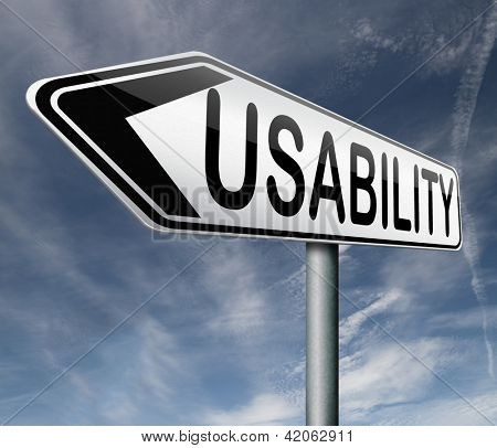 usability user friendly and accessibility test or audit for a website design