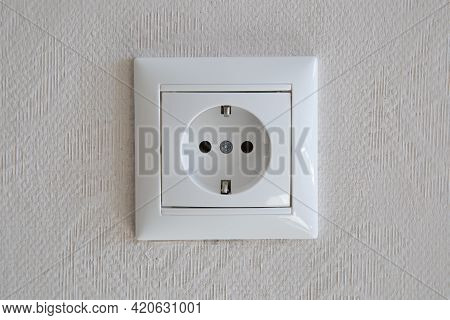 Electrical Outlets. Sale And Installation Of Electrical Outlets.