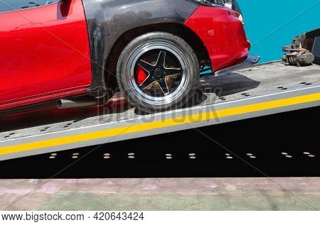 Car Towing Service Tow Truck Roadside Assistance