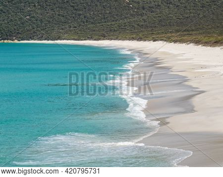 Waterloo Bay Beach Is Probably The Most Stunning Beach In Victoria - Wilsons Promontory, Victoria, A
