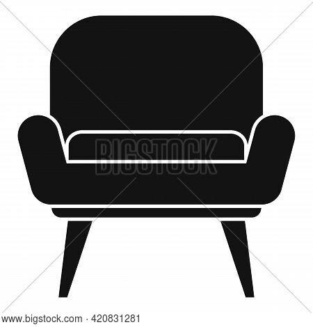 Nursing Armchair Icon. Simple Illustration Of Nursing Armchair Vector Icon For Web Design Isolated O