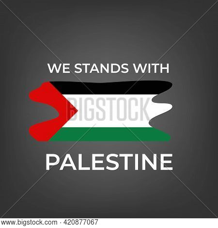 Save Palestine Save Gaza, Save Palestine Poster. Save Muslims. Modern Lettering Background. Save Pal